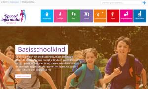 Illustratie Opvoeden.nl - basisschoolkind