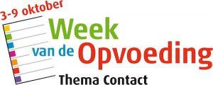 Logo Week van de Opvoeding 2016